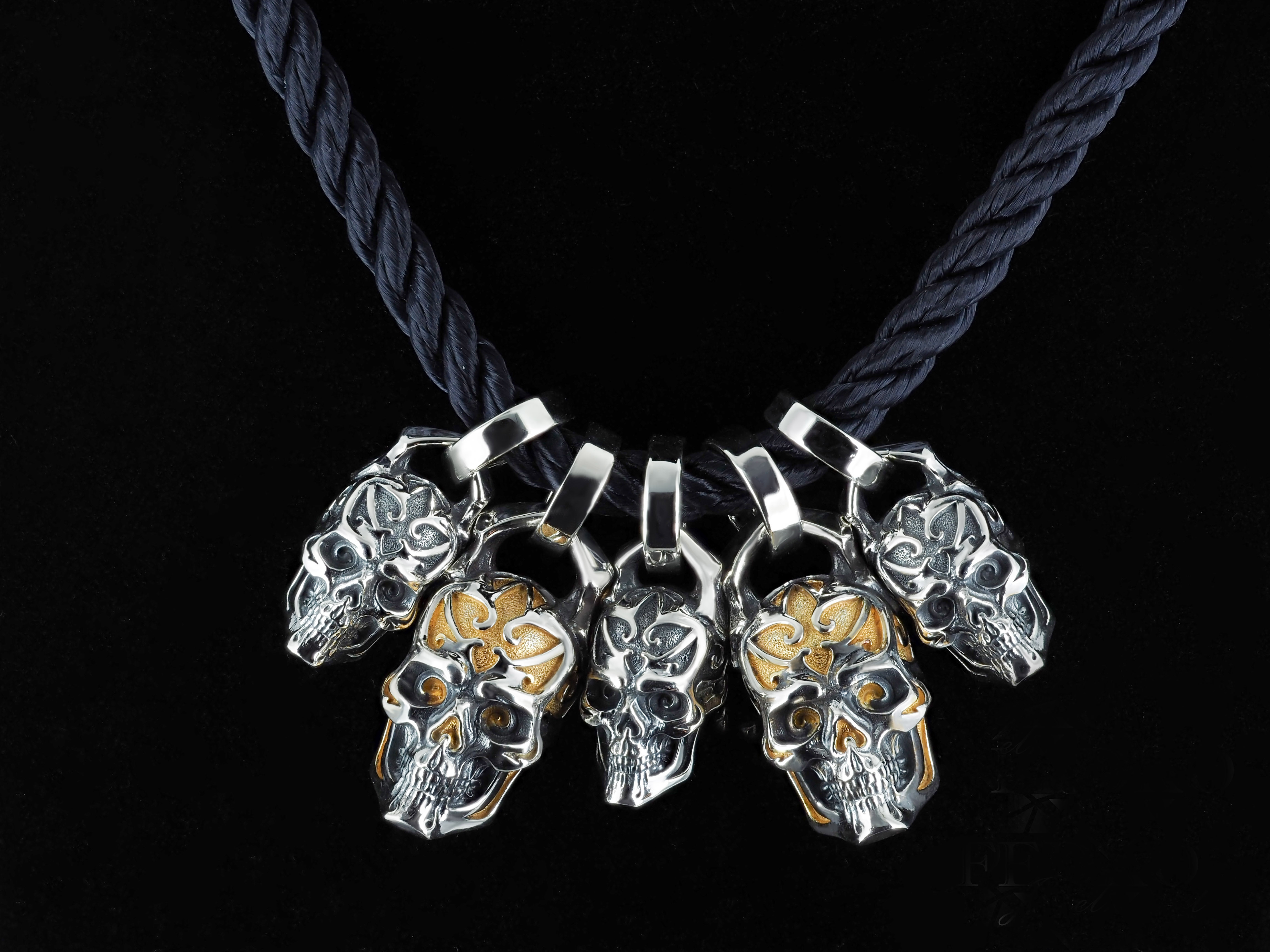 Necklaces Skull