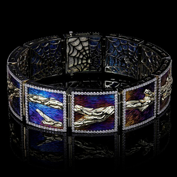 "Bracelet ""The River of Life"""
